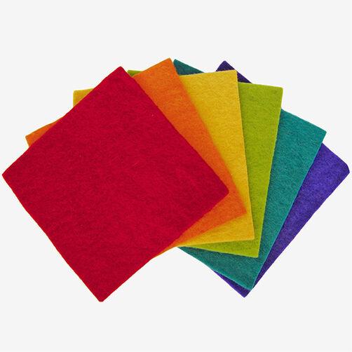 Wool Felt Squares - 6 Pack_72-73993