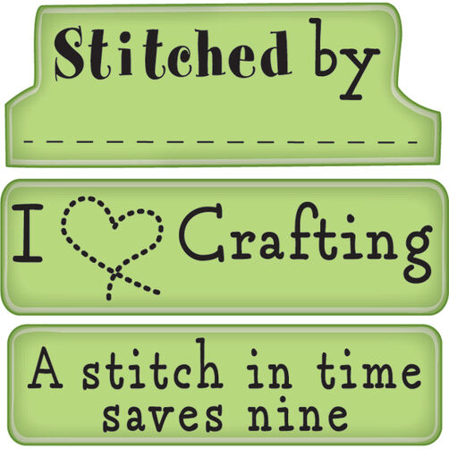 Crafting Expressions Mini Cling Stamps_60-60225