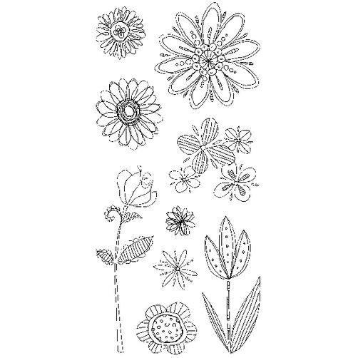 Doodle Flowers_97622