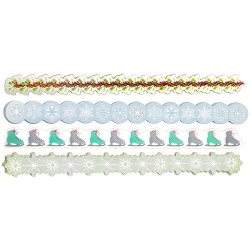 Frosty Elegance Adhesive Die-Cut Borders_48-30229