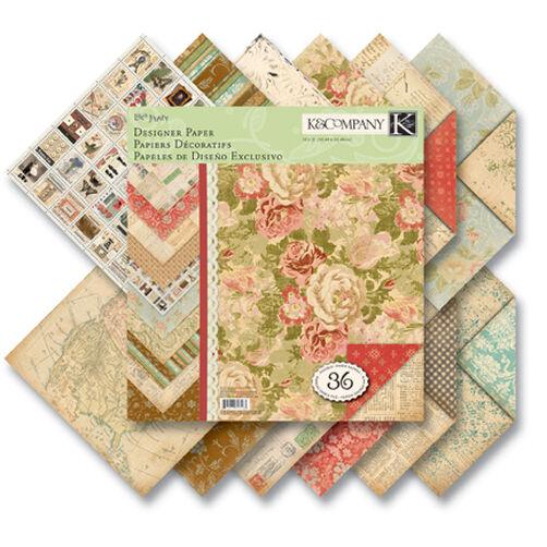Life's Journey 12x12 Paper Pad_623163