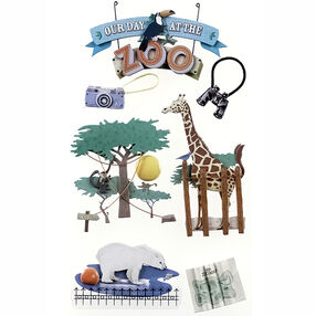 Zoo Stickers_50-50642