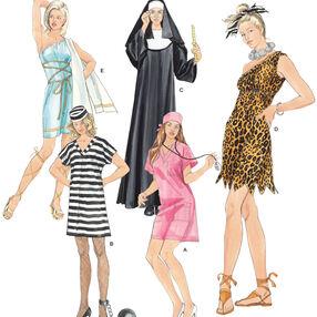 Misses Costumes