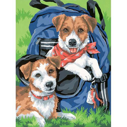 Back Pack Buddies, Paint by Number_91150