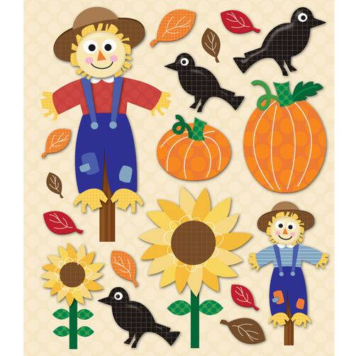 Scarecrow Sticker Medley_30-586048
