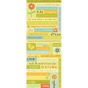 Brenda Walton Neopolitan Fortunes Embossed Stickers_551244