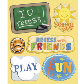 Recess Sticker Medley_30-586758