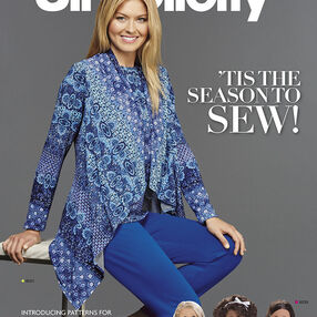 Simplicity Pattern Catalog Winter Holiday 2015