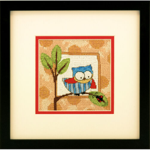 Curious Owl Needlepoint_71-07239