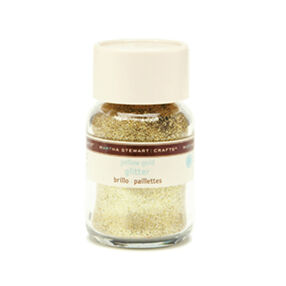 Fine Glitter .2Mm Yellow Gold 1.5oz_M111018