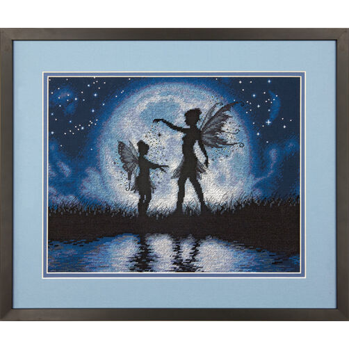Twilight Silhouette Counted Cross Stitch_70-35296