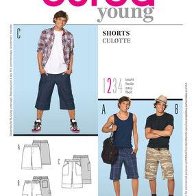 Burda Style, Shorts