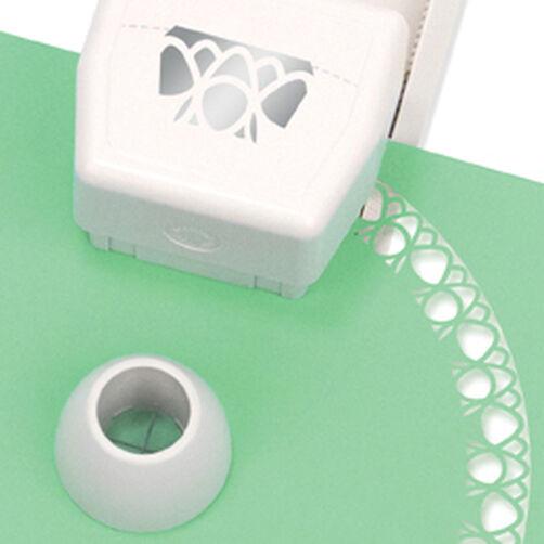 Circle Edge Punch Cartridge, Modern Lace_42-93008