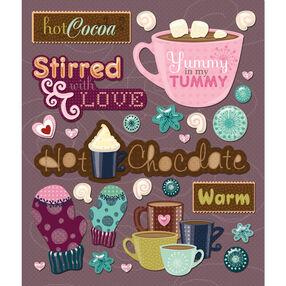 Hot Chocolate Sticker Medley_30-587052
