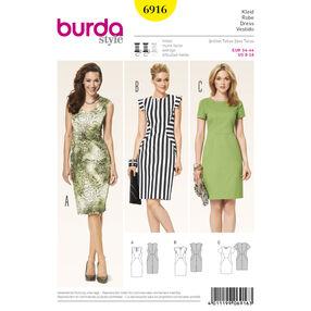 Burda Style Pattern 6916 Dresses