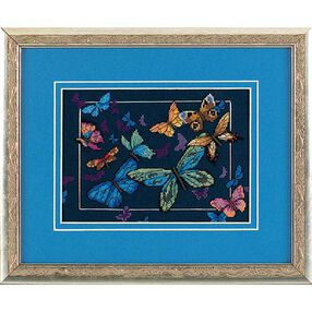 Exotic Butterflies, Counted Cross Stitch_06846