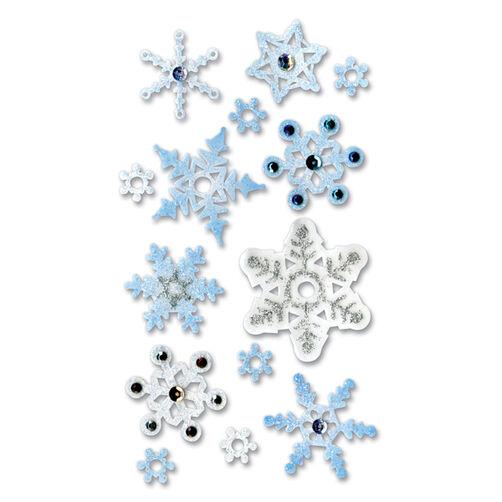 Vellum Snowflakes Stickers_SPJV008