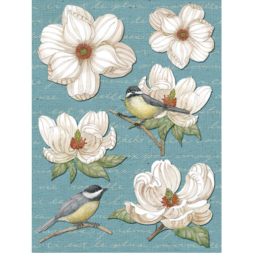 Tim Coffey Blossomwood Paper Flowers Grand Adhesions_30-387492