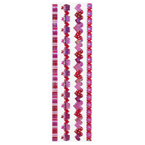 Valentine Ribbon Border Stickers_52-20307