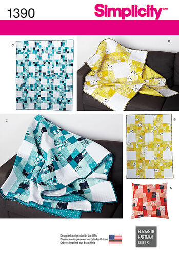 Wonky Nine Quilt Set