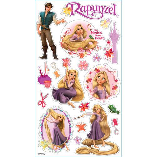 Rapunzel Classic Stickers_53-00050