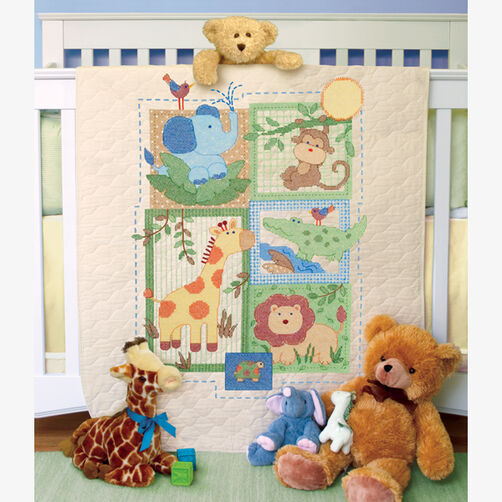 Savannah Quilt, Stamped Cross Stitch_70-73544
