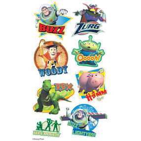 Toy Story Puffy Stickers_DTFPF