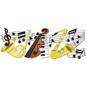 Jazz Title Stickers_SPJT242