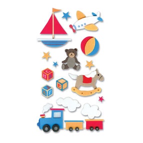 Foam Baby Toys Stickers_SPJH003