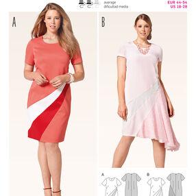 Burda Style Plus to size 60 (34)