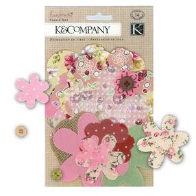 Handmade Floral Fabric Art Embellishments_30-387614
