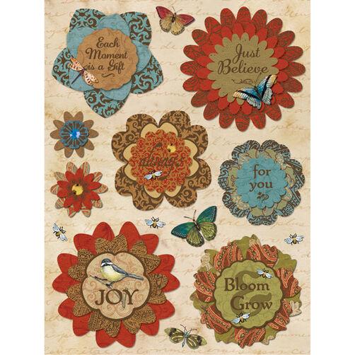 Tim Coffey Blossomwood Word Grand Adhesions_30-387683