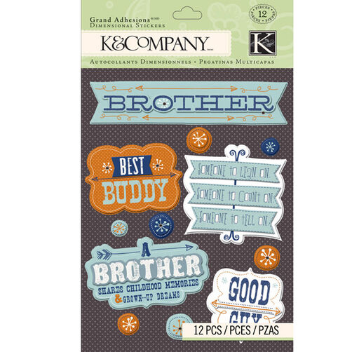 Brother Grand Adhesion stickers_30-662568