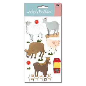 Petting Zoo Stickers_SPJBLG217