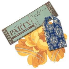 Handmade Paper Die-Cut Cardstock_30-675100