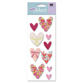 Loving Hearts Stickers_SPJJ027