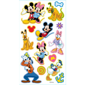 Mickey and Friends Puffy Stickers_53-30008