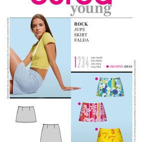 Burda Style Pattern 8237 Skirt