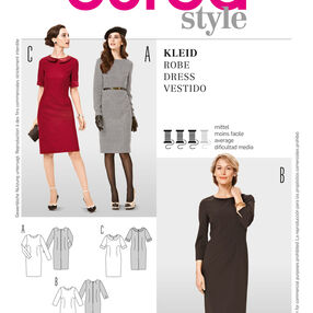 Burda Style Pattern 7137 Dress