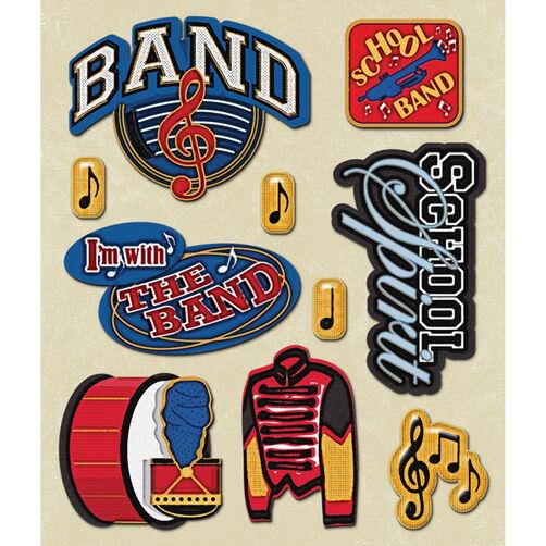 Band Sticker Medley_30-586802