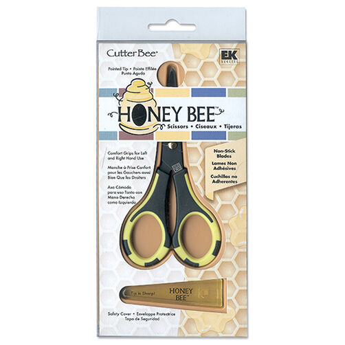 Honey Bee  Scissors_EKCB06