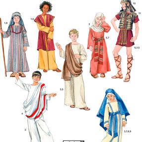 Boy & Girl Costumes