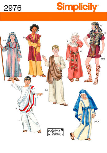 Boy & Girl Costumes