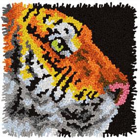 Tiger, Latch Hook_72-75199