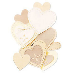 Gold Hearts Embellishment_JJCF006B