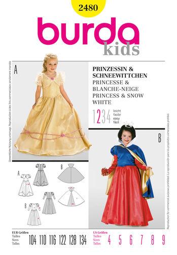 Burda Style, Princess & Snow White
