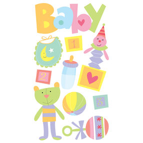 Fun Baby Stickers_52-00290