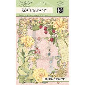 Susan Winget Floral Acetate Frames_30-663435
