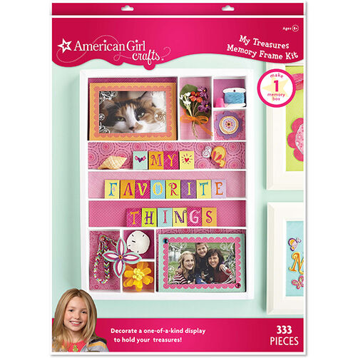 My Treasures Memory Frame Kit_30-667563