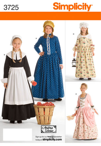 Child & Girl Costumes